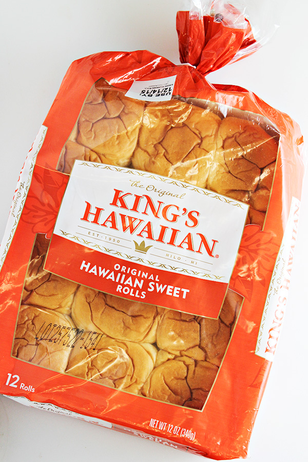 Kings Hawaiian Original Sweet Rolls
