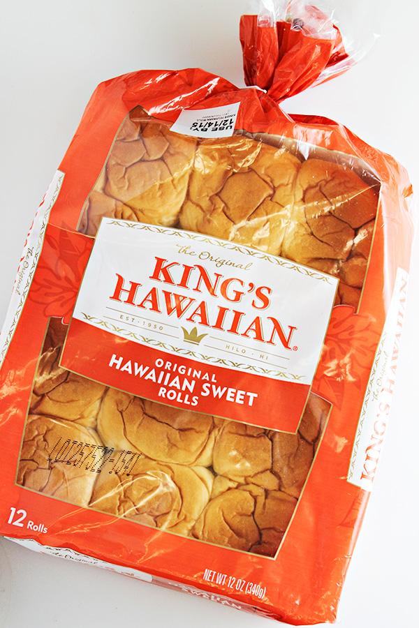Kings Hawaiian Original Sweet Rolls