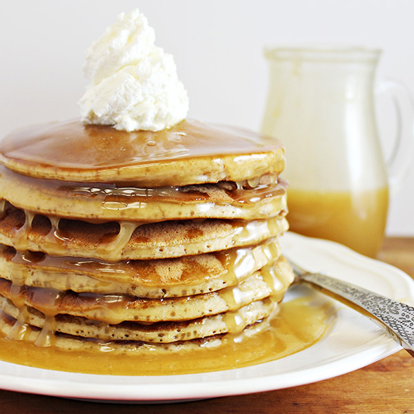 Root Beer Float Pancakes Recipe