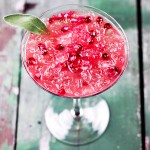 The Red Pom Cocktail Recipe