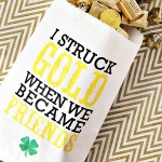 Easy St. Patrick's Day Gift Idea with Free Printable