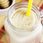Peanut Butter and Honey Oat Smoothie Recipe