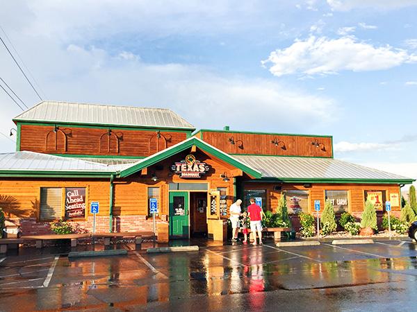 Texas Roadhouse Visit 2 - St George Utah