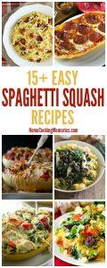 Over 15 Easy Spaghetti Squash Recipes