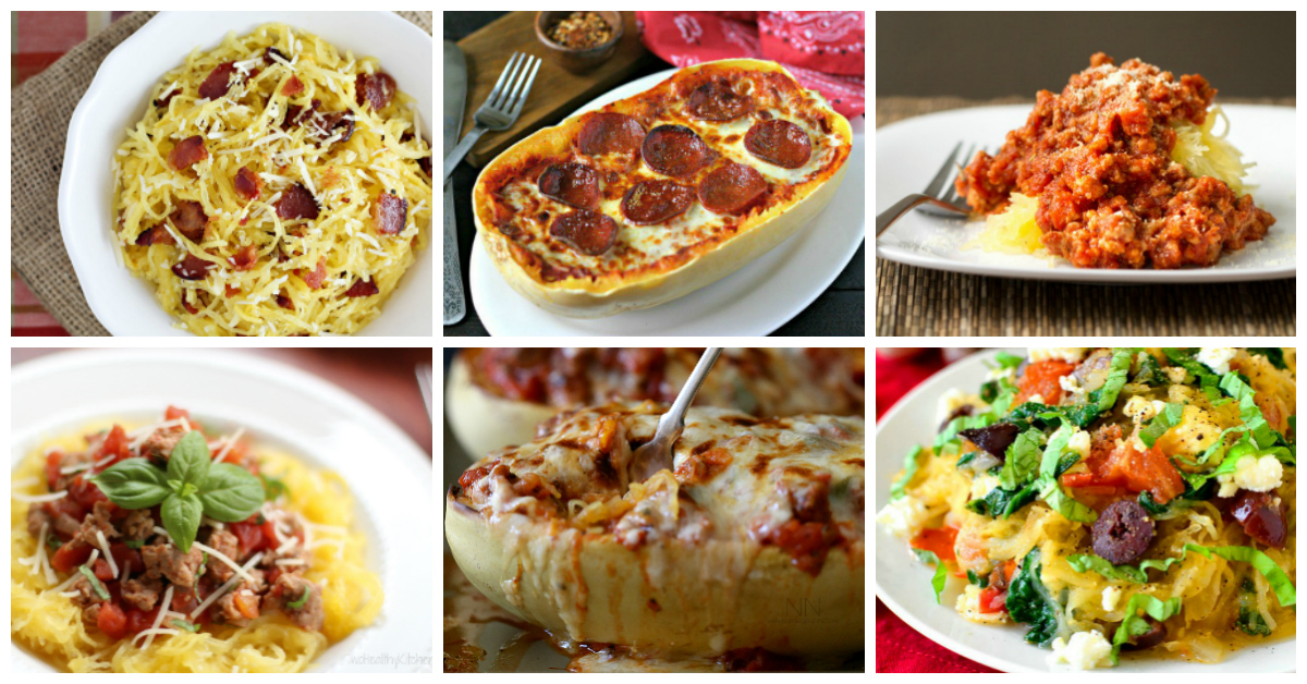 15 Easy Spaghetti Squash Recipes For Dinner Home Cooking Memories