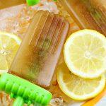 Frozen Sweet Tea Vodka Pops Recipe