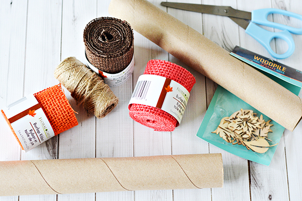 Easy DIY Thanksgiving Napkin Rings Craft