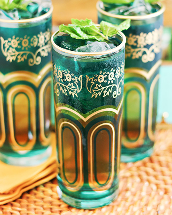 Moroccan Tea Glasses at Cost Plus World Market