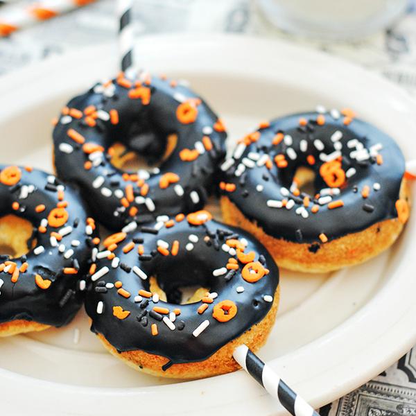 Halloween Funfetti Cake Mix