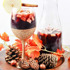Autumn Apple & Pear Sangria Recipe