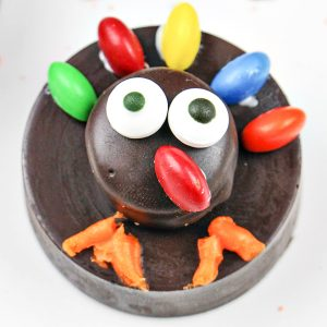 Easy OREO Thanksgiving Turkey Cookies Food Craft