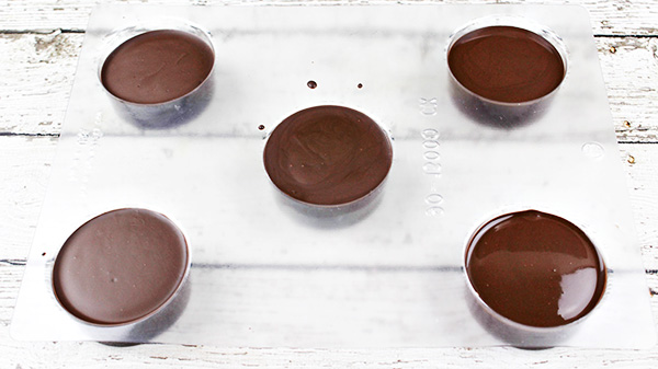 Mold for Chocolate Covered OREO Cookies