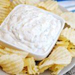 Easy Sour Cream Chip Dip Recipe