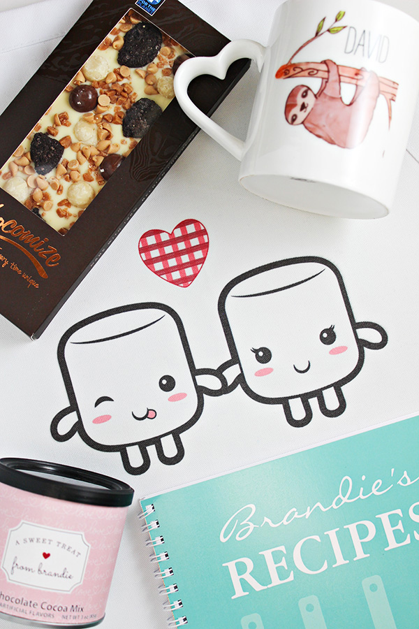 Sweet Foodie Gifts for Valentine's Day