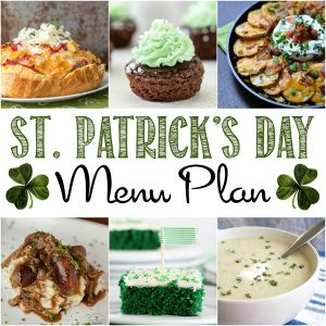 St. Patrick's Day Menu Ideas