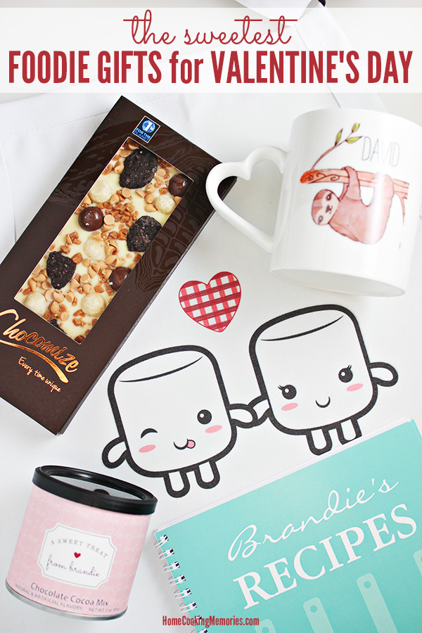 The Sweetest Foodie Gifts for Valentineu0027s Day  sc 1 st  Home Cooking Memories & The Sweetest Foodie Gifts for Valentineu0027s Day - Home Cooking Memories