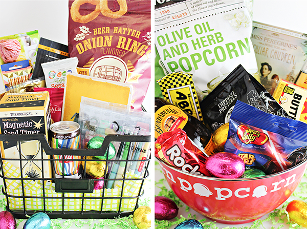 Easter Basket Ideas For Young S