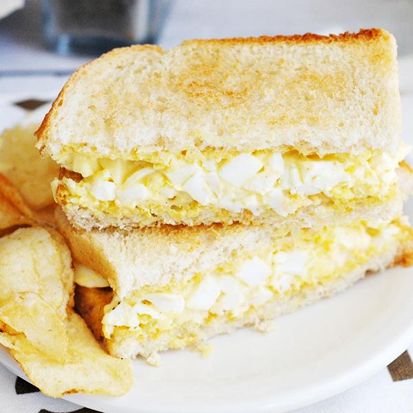 Easy Egg Salad Sandwich Recipe Home Cooking Memories