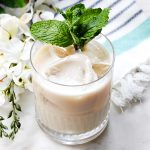 Iced Mint Irish Coffee Cocktail Recipe