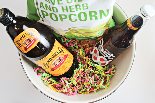 3 easter basket ideas for young adults or older teens movie night easter basket idea for teen or young adult negle Choice Image