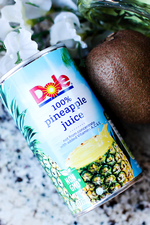 Pineapple Kiwi Margarita Recipe
