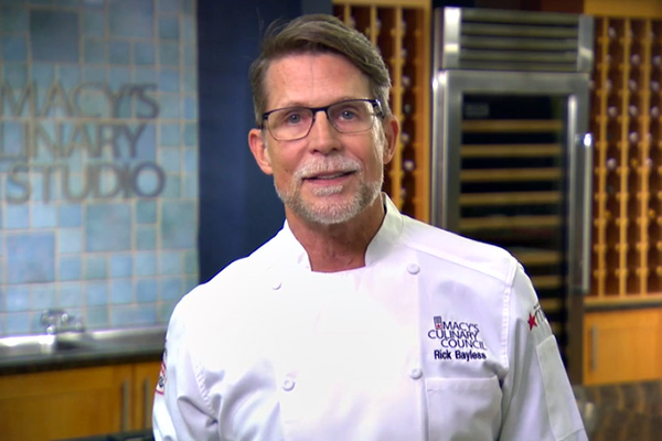 Chef Rick Bayless Cooking Demo at Macy's Summerlin in Las Vegas