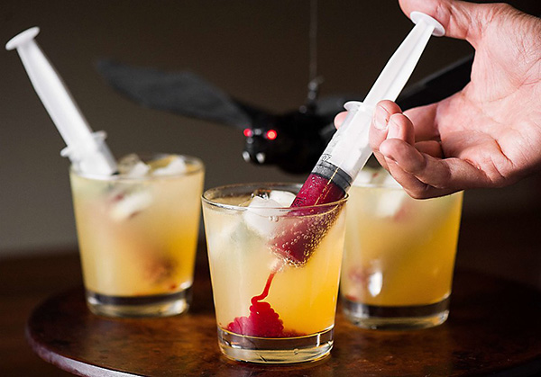 Vampire Cocktail Recipe by Self Proclaimed Foodie