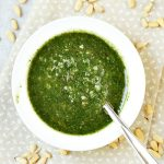 Easy Homemade Pesto Recipe