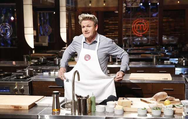 MasterChef - Gordon Ramsey