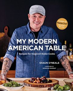 My Modern American Table by Shaun O'Neale
