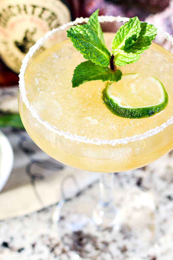 Whiskey Bourbon Margarita Recipe