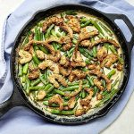 Skillet Green Bean Casserole Recipe
