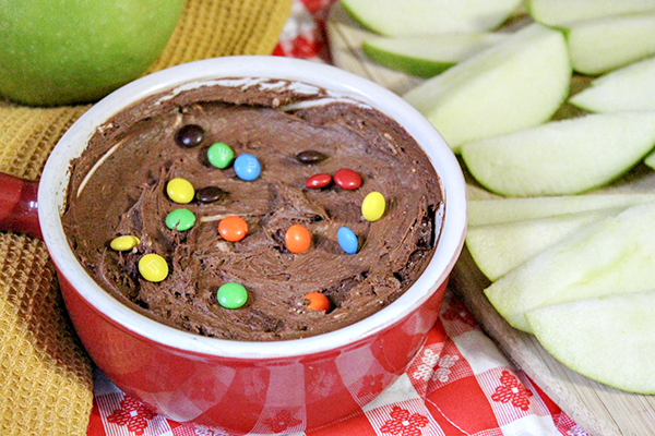 Cosmic Brownie Batter Dip Recipe