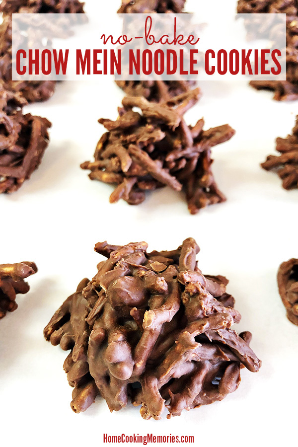 No-Bake Chow Mein Cookies Recipe