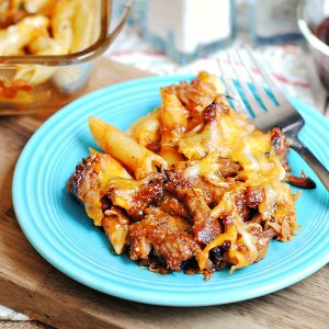 Leftover BBQ Mac and Cheese Recipe