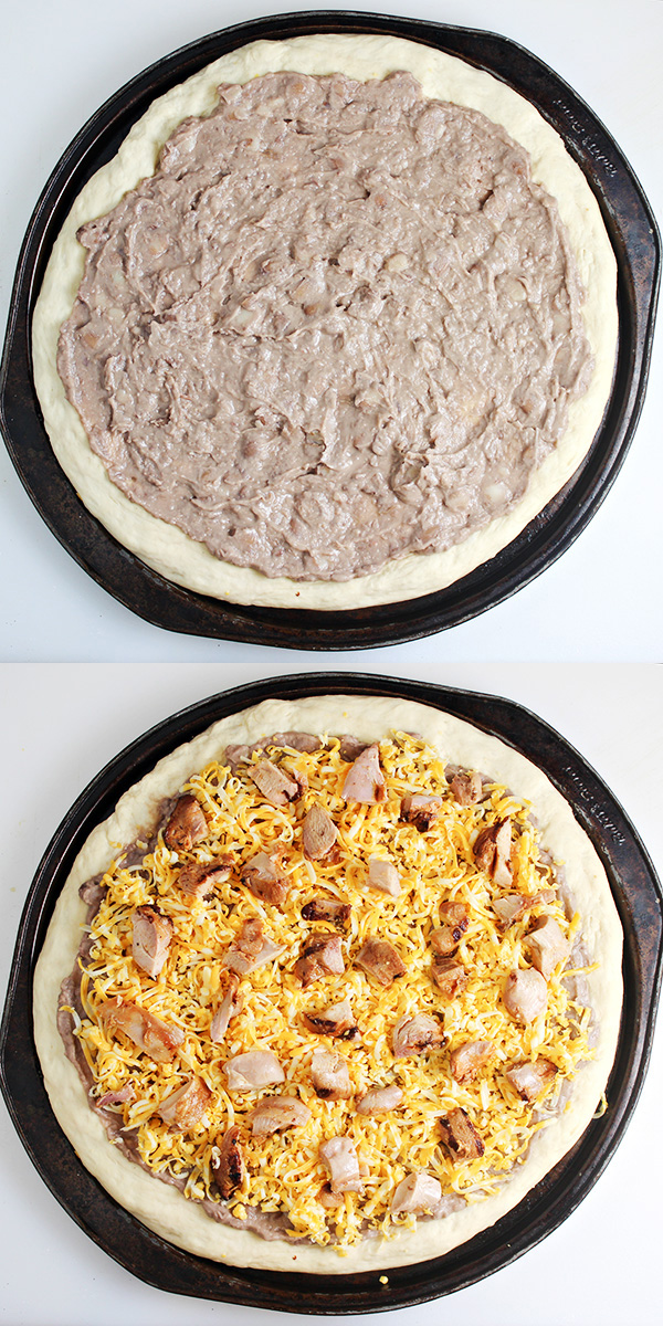 Easy Mexican Pizza Recipe