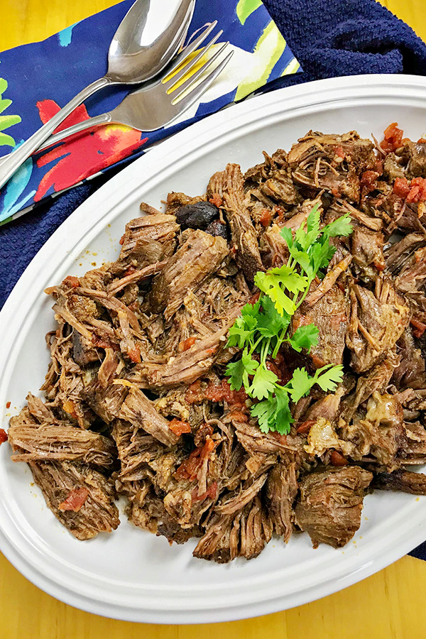 Instant Pot Mexican Pot Roast