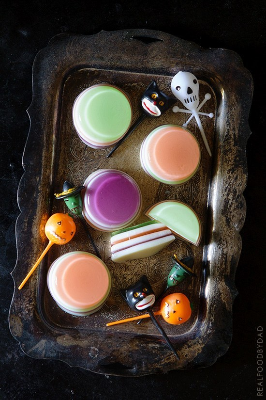 Halloween Jello Shots by Real Food by Dad