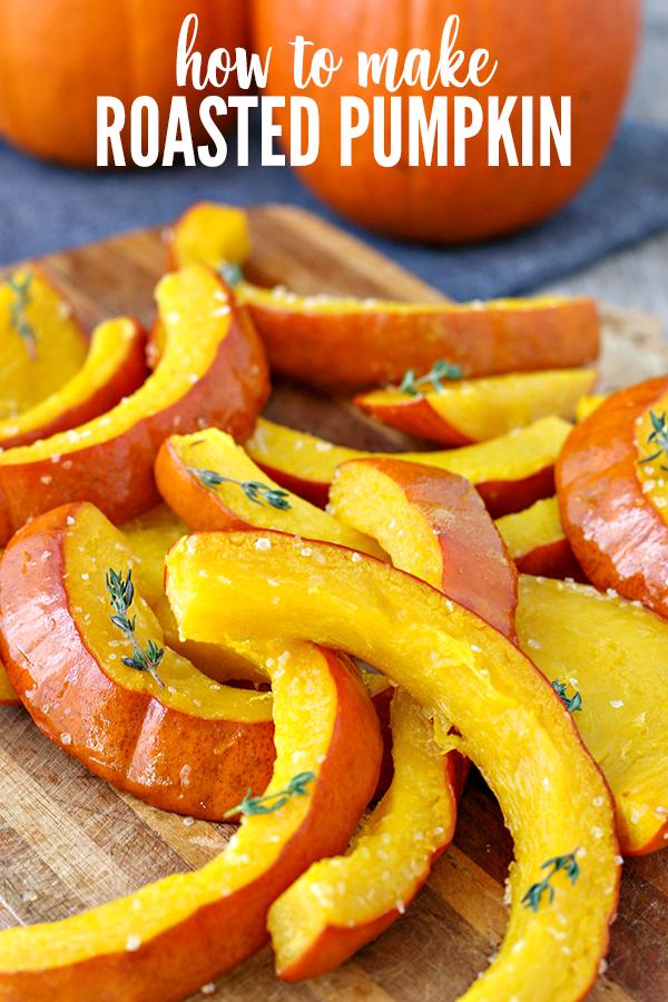Roasted Pumpkin Recipe Home Cooking Memories