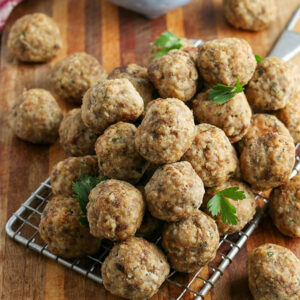 Easy Basic Meatball Recipe