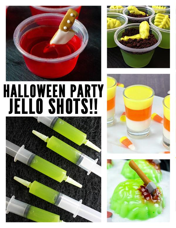 15 Halloween Jello Shots For Your Halloween Party Home Cooking Memories